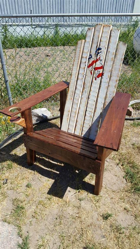 Wyoming-Adirondack-Chair