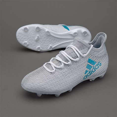 X 17+ Kid's Firm Geound Soccer Cleats