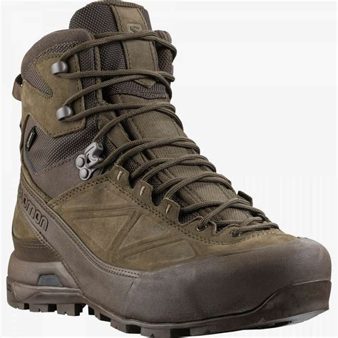 X Alp MTN GTX Forces Slate Black