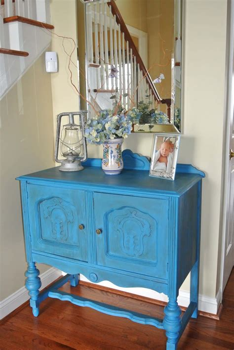 X Entry Table Diy Chalk