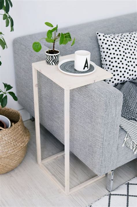 X Side Table Diy Ideas