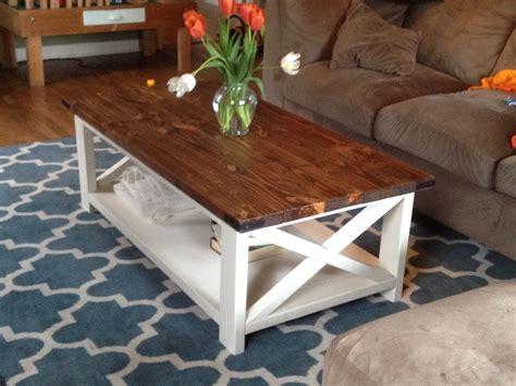 X-Coffee-Table-Diy