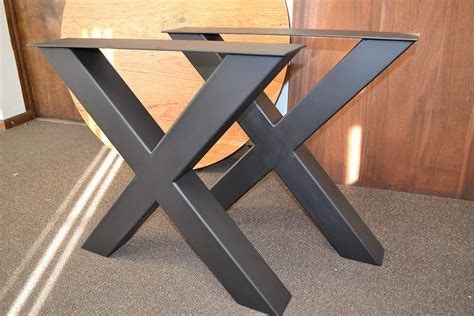 X-Frame-Table-Legs-Plans
