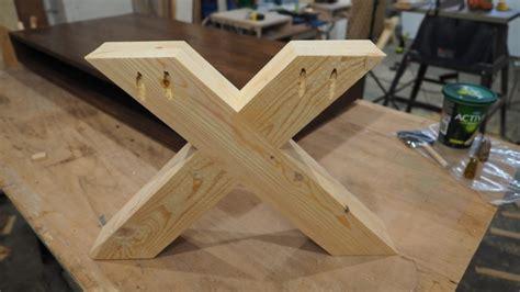 X-Leg-Coffee-Table-Plans