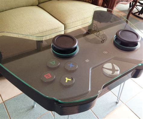 Xbox-Controller-Table-Diy