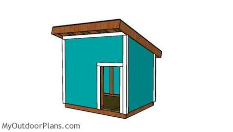 Xxl-Dog-House-Plans