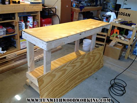 Yankee Workshop Bench Plans