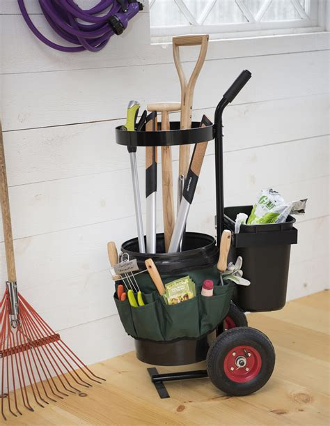 Yard Tool Caddy Plans