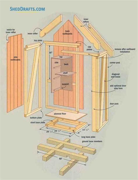 Yard-Tool-Storage-Shed-Plans