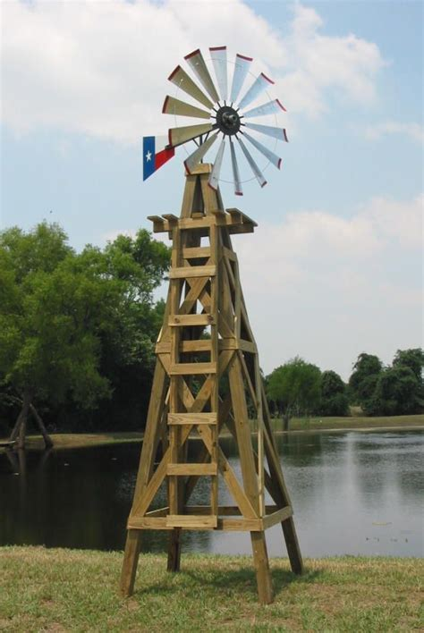 Yard-Windmill-Plans