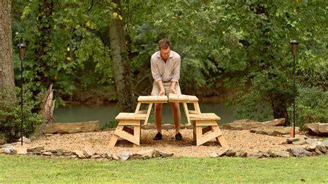 Yellawood-Convertible-Picnic-Table-Plans