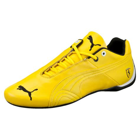 Yellow Men Puma Sneaker