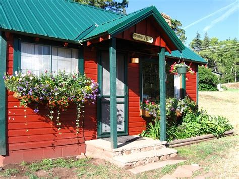 Yellow Pine Cabins Cuchara Co