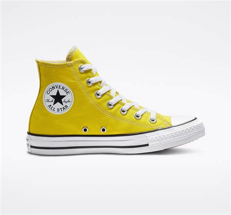 Yellow Sneakers Converse