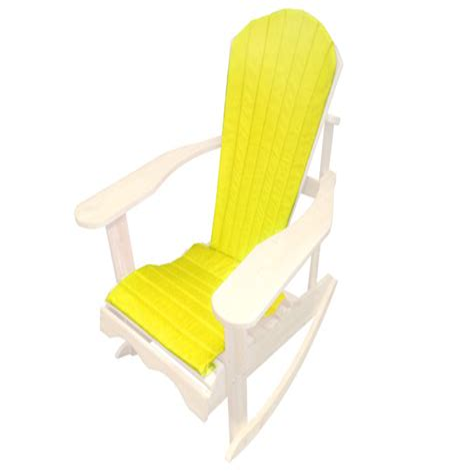 Yellow-Adirondack-Chair-Cushions