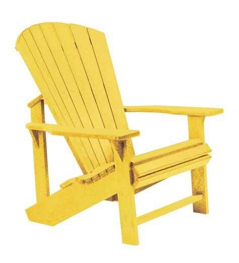 Yellow-Adirondack-Rocking-Chairs