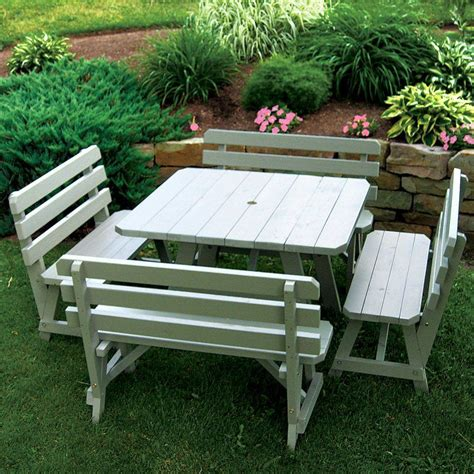 Yellow-Wood-Picnic-Table-Plans
