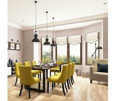 Best Yellow chair dining room ideas
