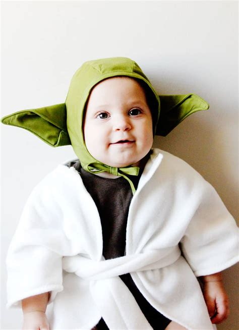 Yoda Mask Diy Christmas