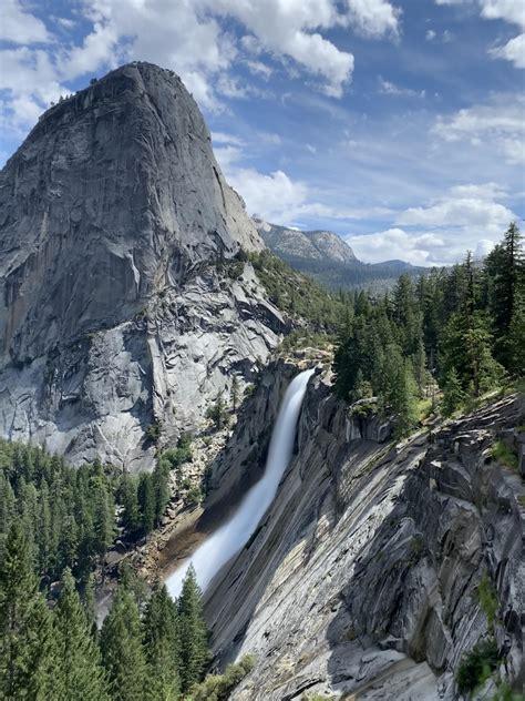 Yosemite Nevada Falls