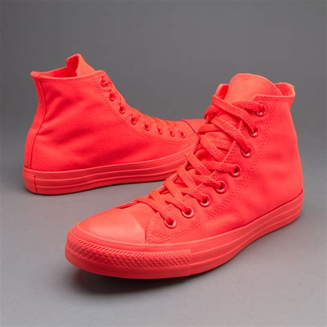 Youth Converse Chuck Taylor Guard Hi Sneaker Red Monochrome