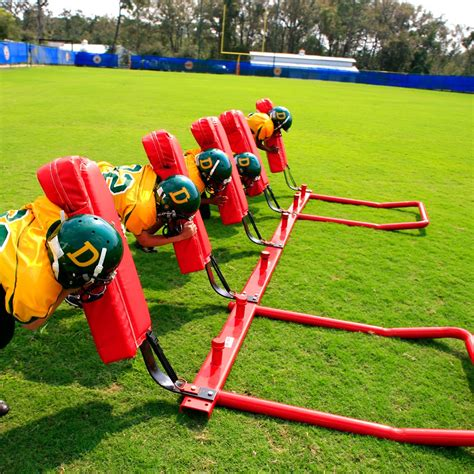 Youth Football Sled Plans