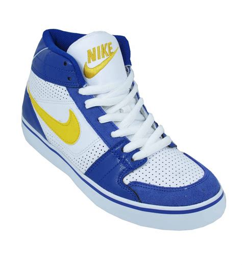 Youth Nike High Top Sneakers