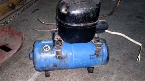Youtube Diy Air Compressor