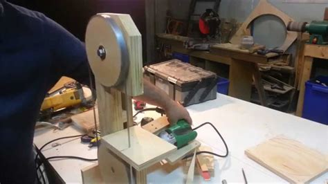 Youtube Diy Band Saw Table Verticalisateur