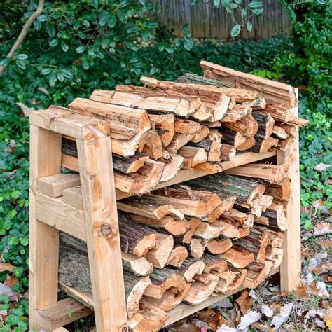 Youtube Diy Firewood Rack Cover