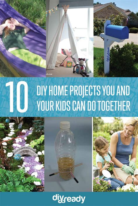 Youtube Diy Home Projects For Kids