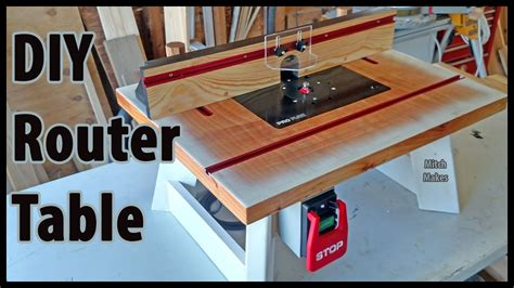 Youtube Diy Router Table