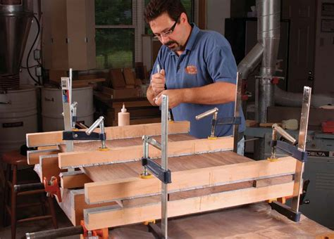 Youtube Gluing Boards Together For Table Top