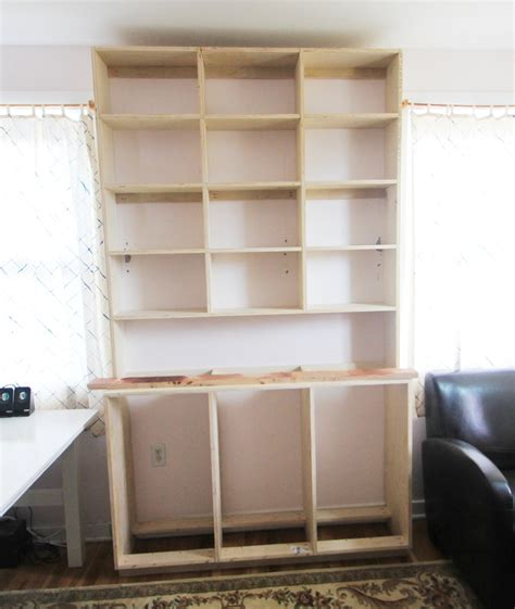 Youtube How To Build A Built In Bookcase