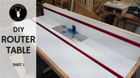Youtube How To Build A Router Table Fence