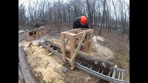 Youtube How To Build A Sawmill