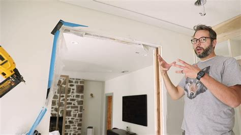 Youtube How To Install Crown Molding