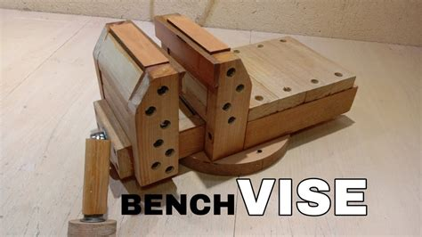 Youtube How To Make A Wood Vise