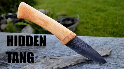 Youtube How To Make A Wooden Knife Handle