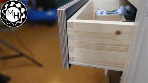 Youtube How To Make Dovetail Drawers With Drawers