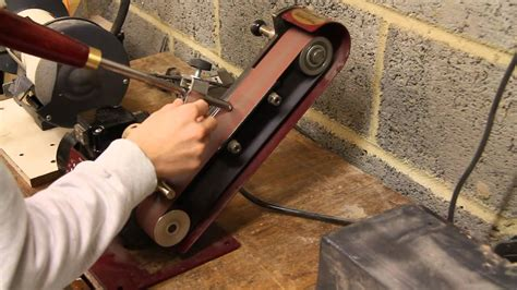 Youtube How To Sharpen Wood Lathe Chisels