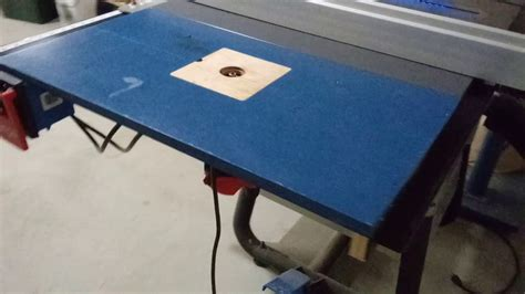 Youtube Router Table Delta Saw