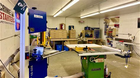 Youtube Woodworking Shop Tours
