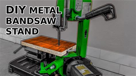 Youtube-Diy-Band-Saw-Table-Vertival