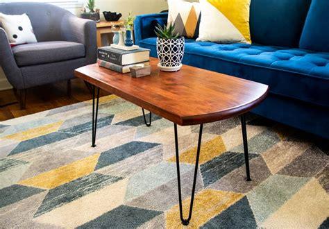 Youtube-Diy-Midcentury-Modrn-Coffee-Table