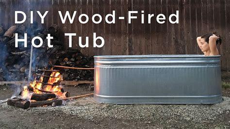 Youtube-Diy-Wood-Fired-Hot-Tub