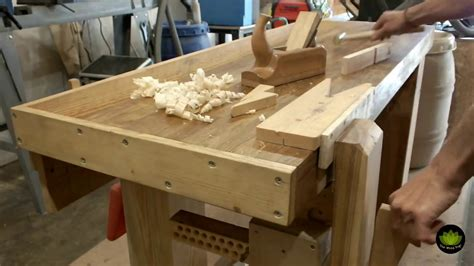 Youtube-Woodworking-Bench