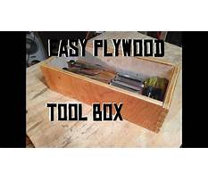 Best Youtube building a wooden box