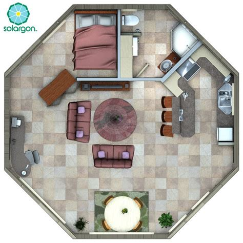 Yurt-Tiny-House-Floor-Plans