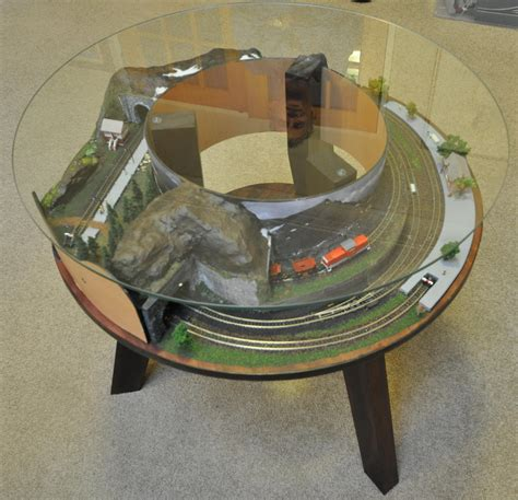 Z Scale Coffee Table Layout Plans